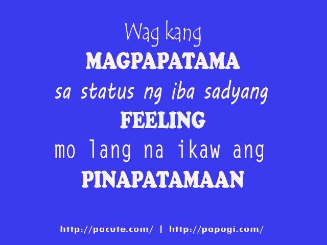 patama quotes tagalog sa facebook - photo #28