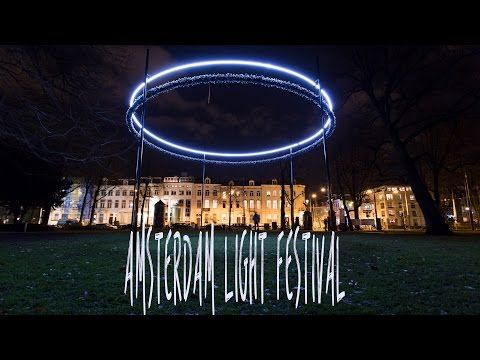 Amsterdam Light Festival, a winter festival of light, art and water in the historical center of Amsterdam. From 01 december 2016 to 22 January 2016!