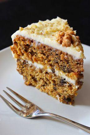 karolina-azzaro: Mrkvová torta (Carrot cake)