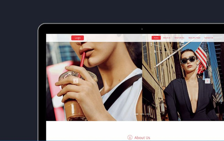 Project: Bella - Design - Fashion - Bella Hadid http://trknu.net/portfolio.php
