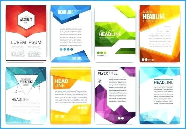 flyer templates for adobe illustrator