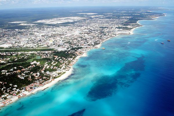 Yucatan Peninsula - Riviera Maya - Mexico