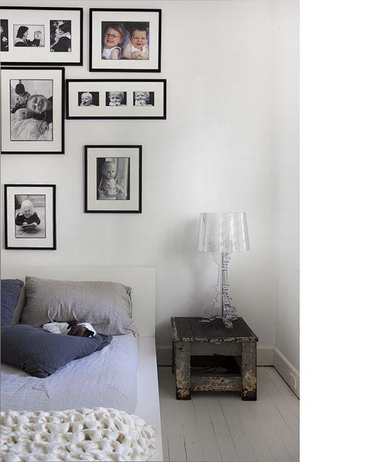 roomBourgie Kartell, Black Frames, Cheeky Dogs, Bedrooms Frames, Bedside Tables, Design File, Dogs Inside, Frames Bedside, Features Dogs