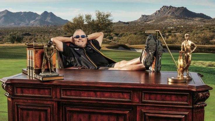 Billionaire Bob Parsons is Shaking Up the Golf Industry