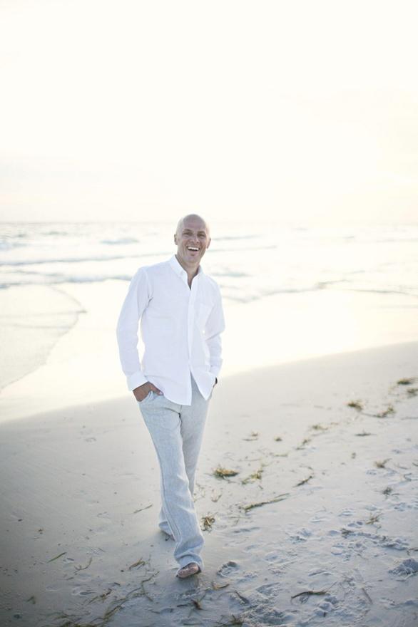 1000 ideas about white beach pants on pinterest beach for White linen dress for beach wedding