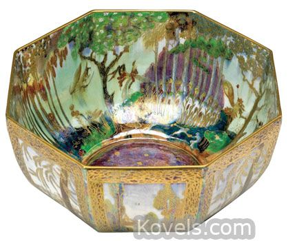 94 Best Images About Wedgewood Fairyland Lustre On