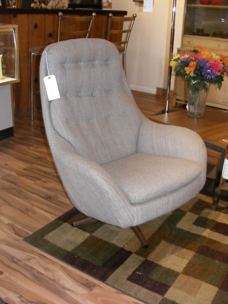 The Perfect Pod Chair~! By Overman Sweden~! U2014 At Retro Kalamazoo.