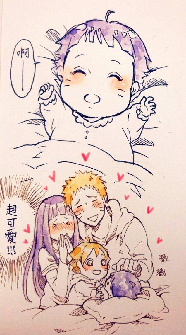 COISA MAIS LINDA DO MUNDO! MOMENTO KAWAII! Naruto