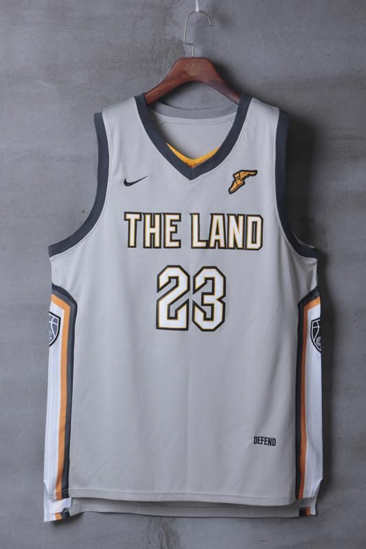 brand new 8b156 746aa Cleveland Cavaliers #23 Lebron James Basketball Team Jersey ...