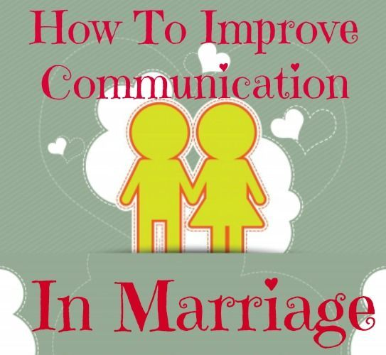 Communication in marriage is essential for a lasting marriage. Learn how to improve communication in your marriage, and how to communicate with your spouse. marriage, marriage tips #marriage