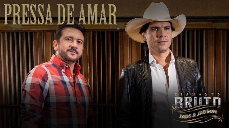 Jads & Jadson  - To Com Pressa de Amar  (CD Diamante Bruto)