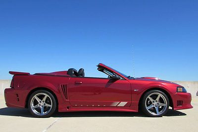 eBay: 2004 Ford Mustang SALEEN 2004 FORD MUSTANG SALEEN 17K MILES NICEST IN THE COUNTRY LIKE NEW BEST DEAL #fordmustang #ford