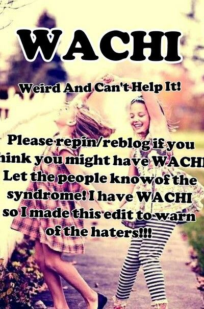 I HAVE WACHI! Please pin to your most popular boards let's make this a thing!!!