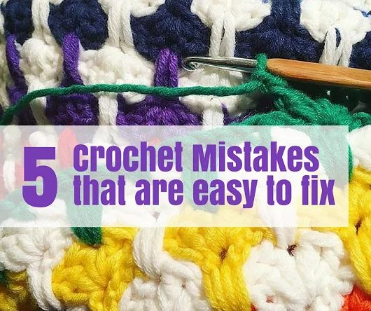 Crocheting Mistakes : ... mistakes on Pinterest Crochet purses, Crocheting and How to get rid