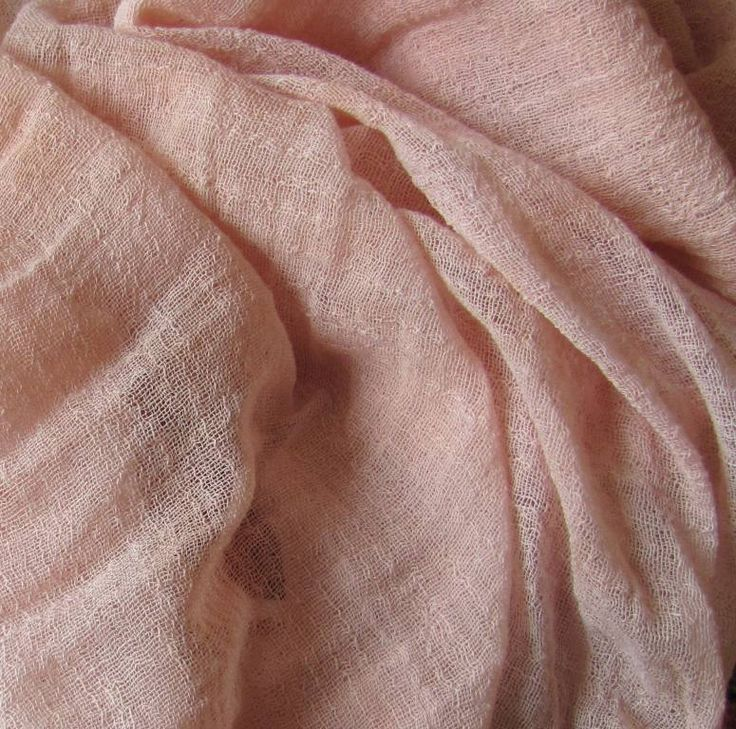 Cotton dyed with madder