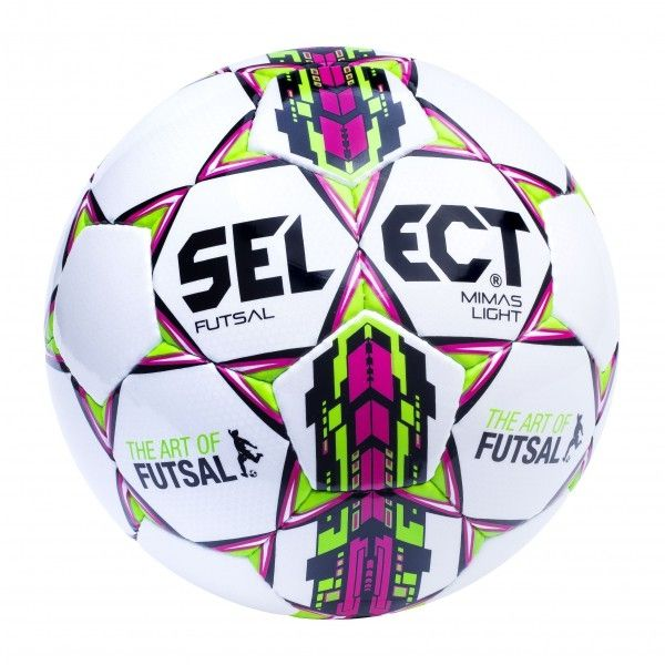 Мяч для футзала Select FUTSAL MIMAS LIGHT .   .   .      #мяч #мячи #детский #футбольныймяч #мячфутбольный #мячдляфутбола #спортивнаяэкипировка #футбольнаяэкипировка #Select #футбольныймагазин #футбол #football #спорт #soccerpoint