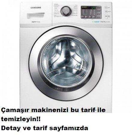 Çamaşır makinesi bizim kirlilerimizi temizler lakin ayda bir de olsa çamaşır makinenizinde temizliğe ihtiyacı olduğunu biliyormusunuz? Zaman içerisinde kir,kireç,deterjan kalıntıları makinenizin içerisinde birikerek kötü kokulara sebep olabilir bu yüzden çevre dostu doğal bir tarif ile çamaşır makinenizi ayda bir kez mutlaka bu karışım ile temizleyin Çamaşır makinenizi temizleyecek doğal tarif şöyle: 2 su bardağı sirke Read More