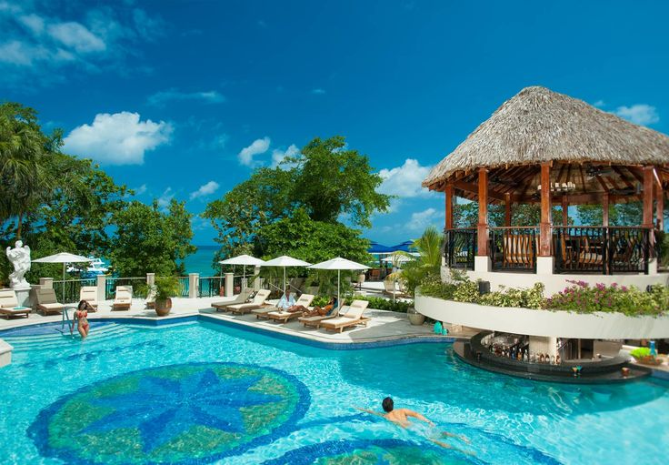 17 best images about sandals ochi beach resort on for Hotel luxury jamaica