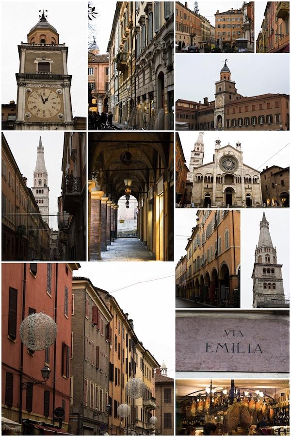 Modena: architecturetrip