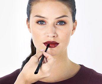 De Donkere lippen look | Oriflame Cosmetics