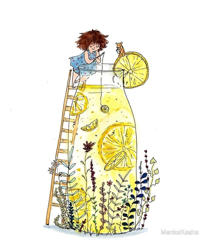 Fancy Some Lemonade By Mankakasha Redbubble With Images