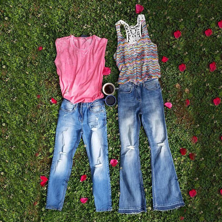 Günaydın, Pazar keyfi. #ltb #ltbjeans #stylish #denim #style #me #womenfashion #womenjeans #summer #instafashion  #instagood  #design #model  #coffe #Sunday #happysunday #weekend #styles #outfit #shopping #smile #bestoftheday #picoftheday