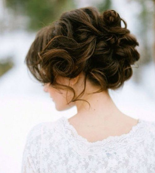 67 best prom makeup prom hairstyles images on pinterest make wedding updo bride style dont like the swoopy curl thing in the front pmusecretfo Choice Image