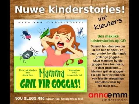 Volledige luisterstorie vir kinders 2-5 jaar. #annaemmwapadrand #kinderstories #luisterstories