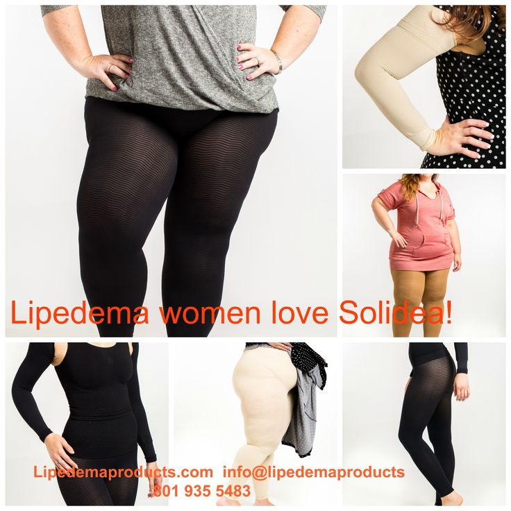 Lipedema Legs need support. They are comfy and make our legs happy.