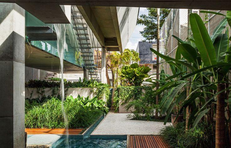 Casa de fim de semana em São Paulo