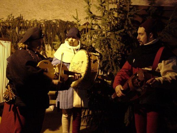 Marché de Noël médiéval Ribeauvillé