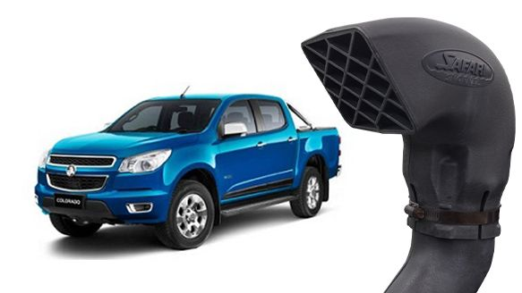 Opposite Lock 4WD & Vehicle Accessories - Safari Snorkel Holden Colorado Rg