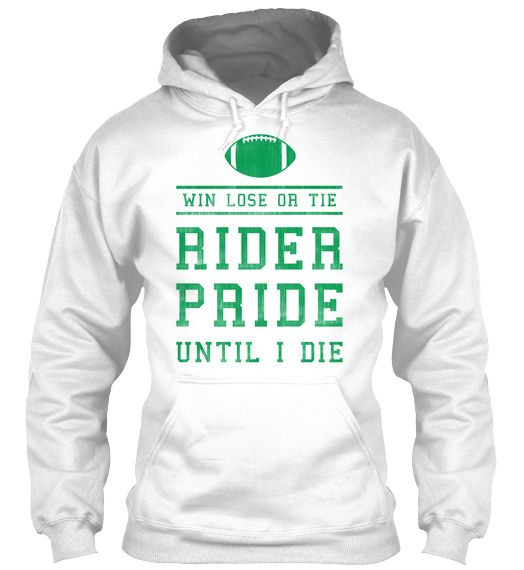 Limited Edition - Rider Pride Hoodie