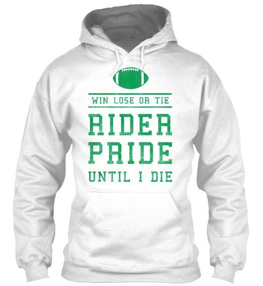 Limited Edition - Rider Pride Hoodie