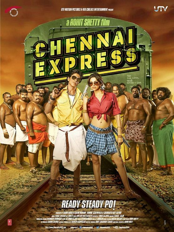 Chennai Express (2013) 720p DVDRiP 999MB | 720p Movies | Download mkv Movies