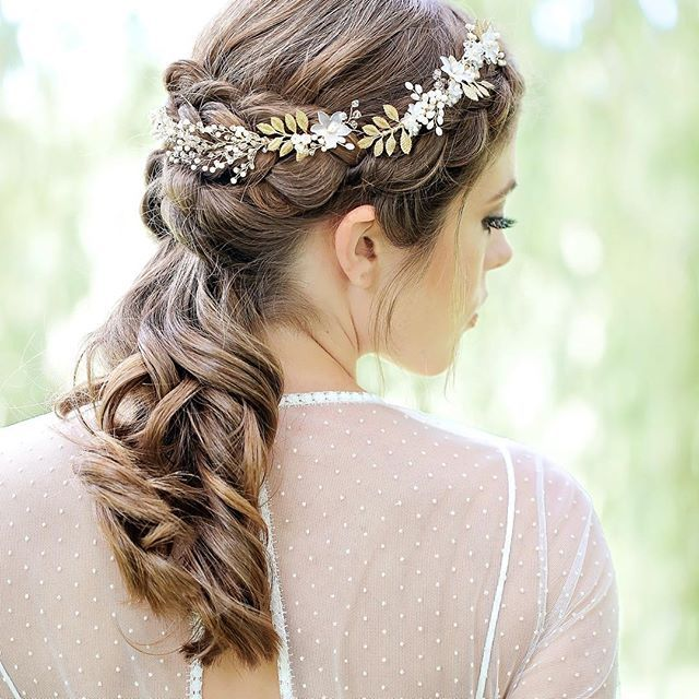 Excited to share some of our new images from last weeks shoot with the fabulous  @charlottewisephotography  @katydjokicmakeup @handdrawnbykatie    Love this amazing hairstyle created by @katydjokicmakeup   Handmade bridal hair accessories from Donna Crain. See the entire collection at www.donnacrain.com or come and visit me in person. I offer a bespoke service too so do get in touch if you are looking for something different. X
