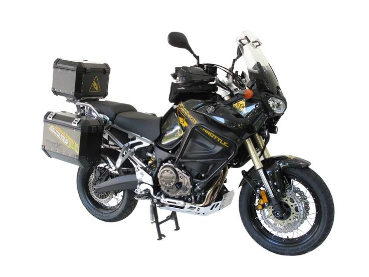 Yamaha Super Tenere Side Cases