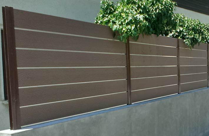 1015 best cheap pvc wpc fence images on pinterest. Black Bedroom Furniture Sets. Home Design Ideas