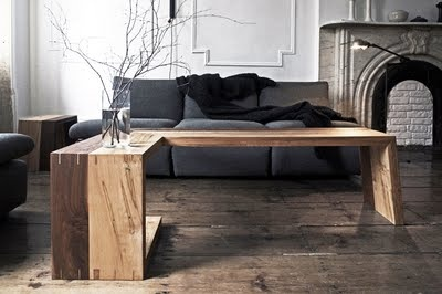 coffee table by Asher Israelow