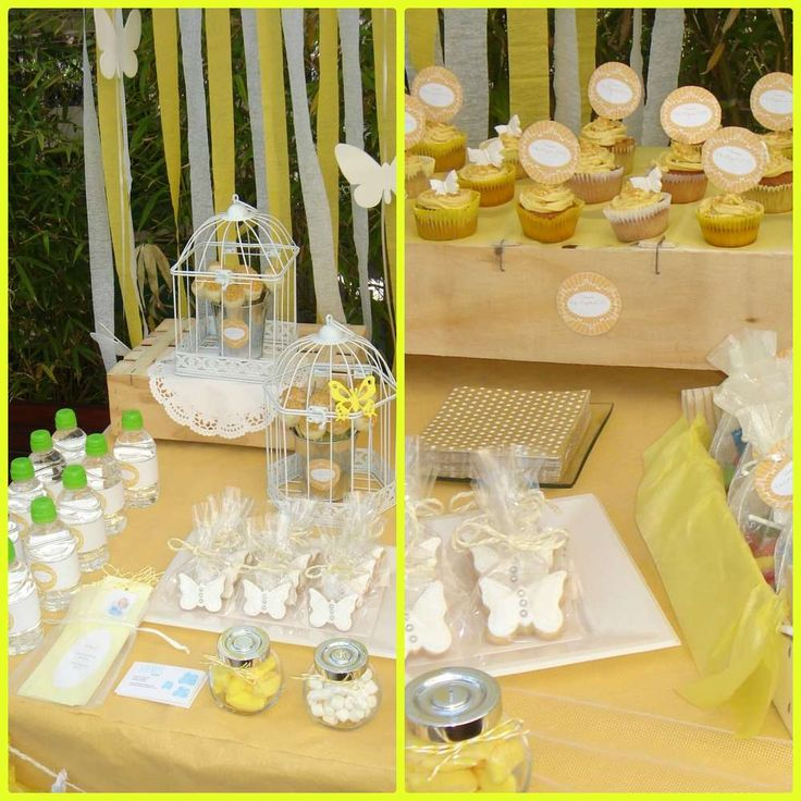 Butterfly First Communion Party Ideas | Photo 1 of 12