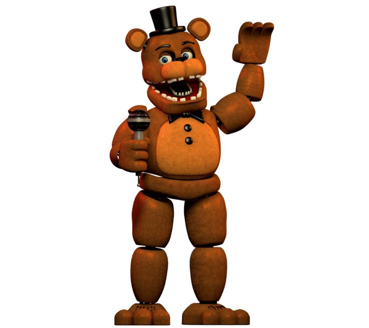 Unwithered Freddy By FuntimeFreddyMaster