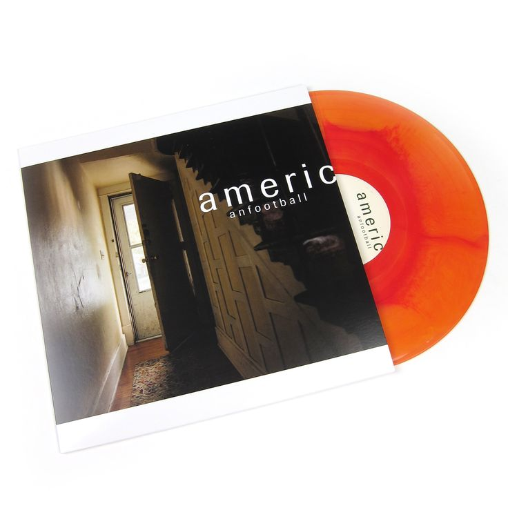 American Football: American Football (Indie Exclusive Colored Vinyl) Vinyl LP