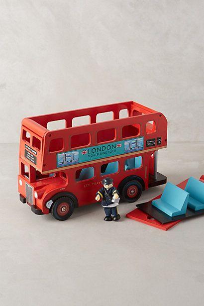 london sightseeing bus #anthrofave #gift
