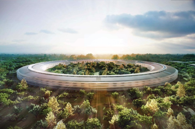 Apple Campus 2 floor plans take you inside the 'spaceship'