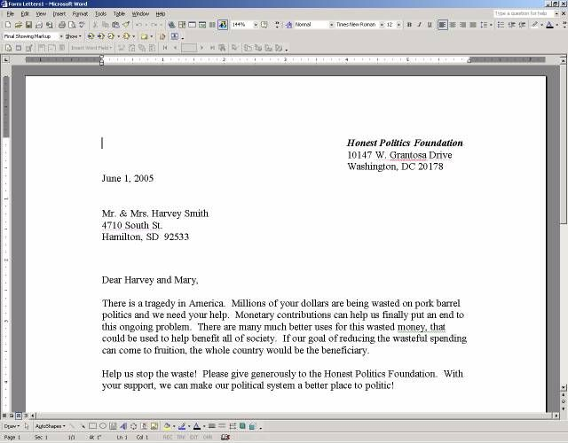 automate mail merges from dpo microsoftword business letter - business letter template word