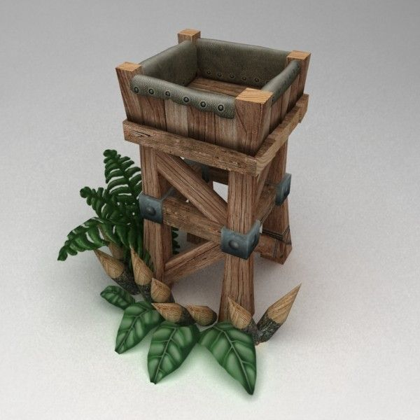 """3d models for """"Wooden defence tower lvl3"""". Click here to find the best results for Wooden defence tower lvl3 from all majors repositories."""