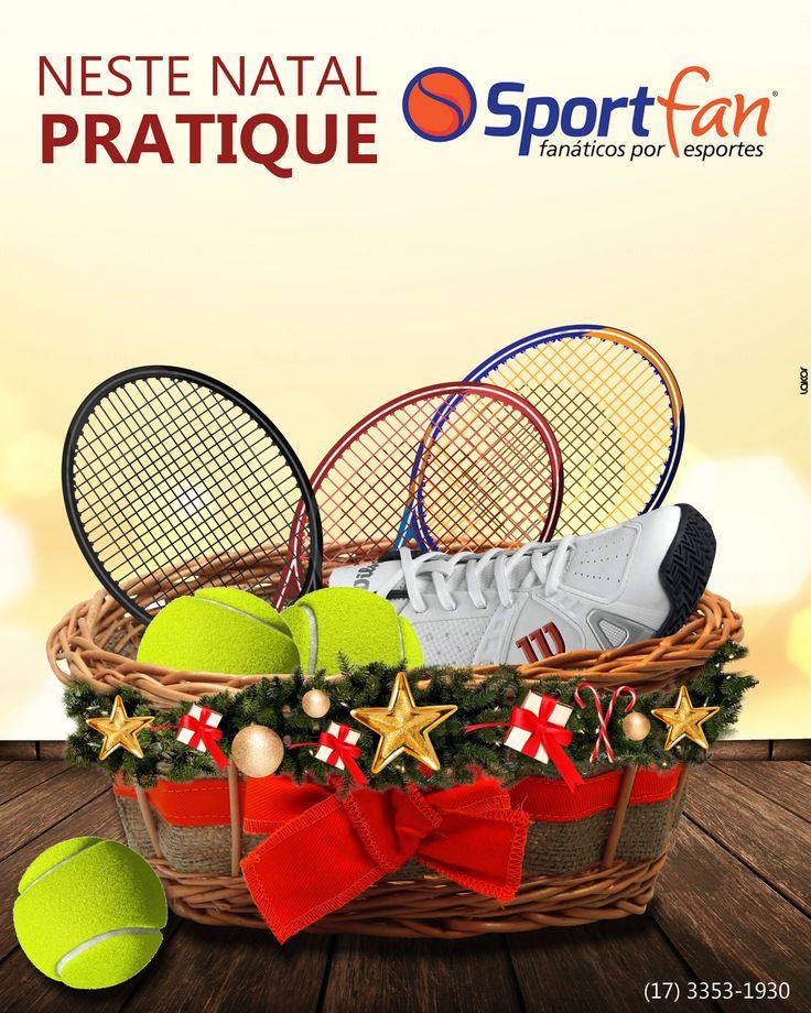 Campanha Natal / Cliente: Sport Fan / Criação: Leonardo Molinari