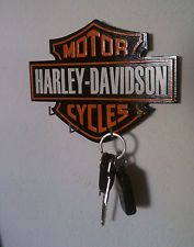 Harley key holder
