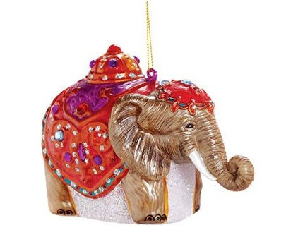 asian holiday decorations by World Market