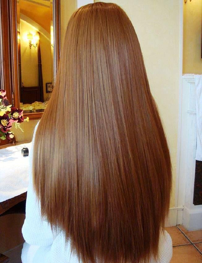 Me encanta este cabello.